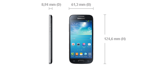 Samsung S4 Mini de handige betaalbare smartphone