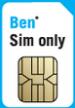 Ben sim only